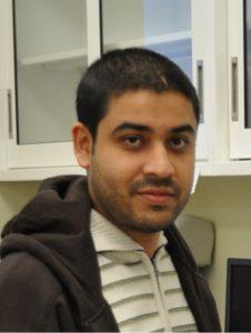 Lab member - Dwipayan Bhattacharya