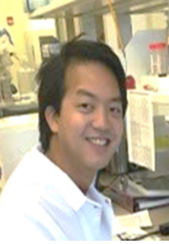 Lab member - Eric Chen