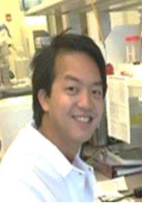 Lab member - Eric Chen