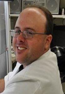 Lab member - Ivan Dixon