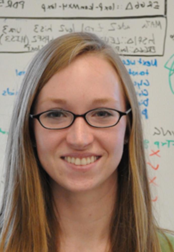 Lab member - Laura Montel
