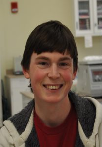 Lab member - Levi Smith