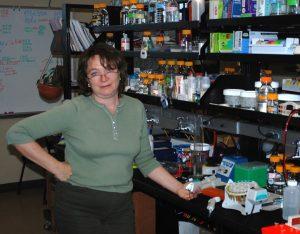 Lab member - Tamara Erkina