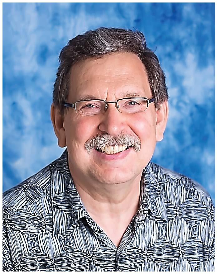 Headshot of Dr. Alex Erkine